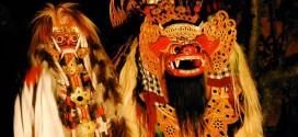 Barong & Rangda - Bali Two Opposites