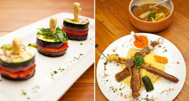 khaima bali maroccan restaurant