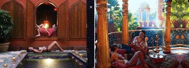 Prana Spa at The Villas