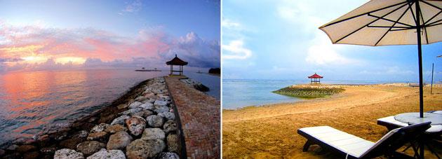 sanur bali beach