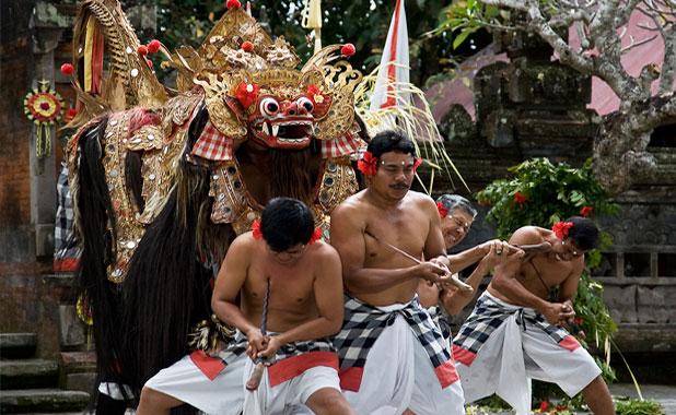 balinese dance history