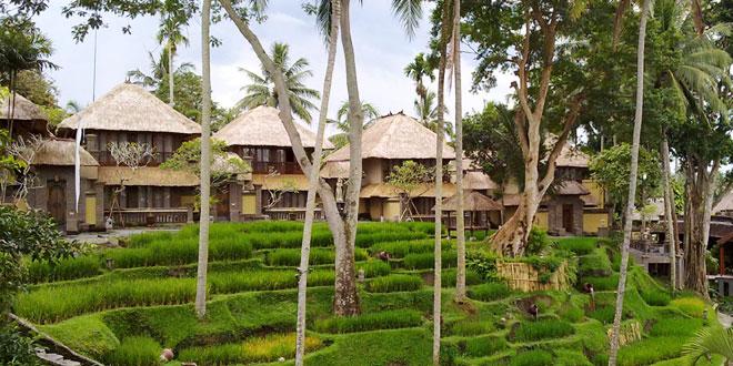 Kamandalu Resort & Spa Ubud Bali