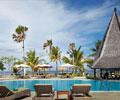 kind villa bintang resort pool