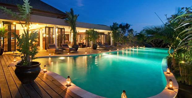 gending kedis luxury villa