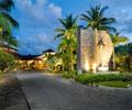 padma resort bali entrance