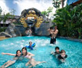 Kids Pool at Lagoon Swimming Pool