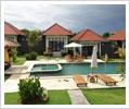 bali bule homestay  pool