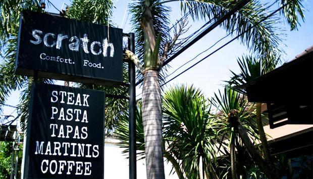 Scratch Restaurant Seminyak