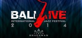 Bali Live International Jazz Festival 2014