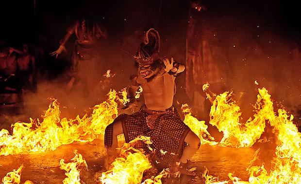 Kecak Fire & Trance Dance  ubud