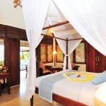 One Bedroom beachfront villa