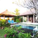 One Bedroom beachfront villa